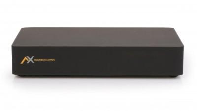 AX Multibox Combo 4K Linux E2 DVB-S2 & DVB-C/T2 UHD Receiver