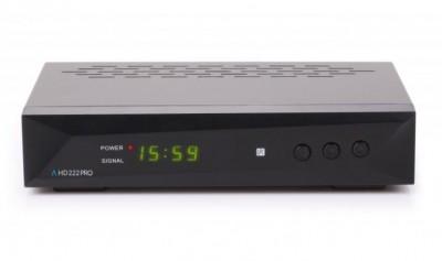 Anadol HD 222 Pro FTA Sat Receiver