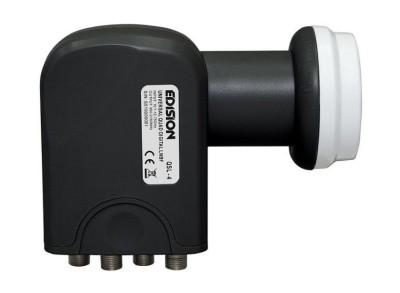Edision QSL-4 Quad LNB 0.1dB