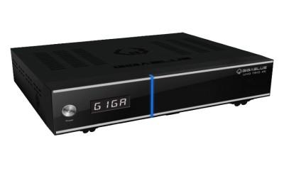 GigaBlue UHD Trio 4K Linux E2 DVB-S2X & DVB-C/T2 Combo Receiver