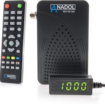 Preview: Anadol ADX HD 333 Mini MultiStream Sat Receiver