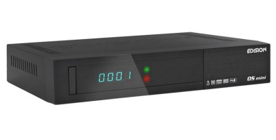 Edision OS Mini Linux E2 HD Sat Receiver