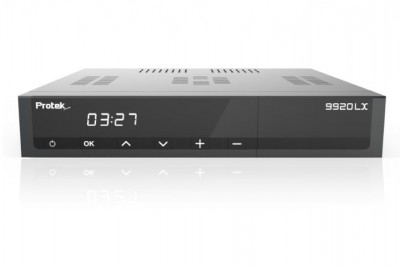Mobile Preview: Protek 9920 LX Linux E2 H.265 HEVC HD Sat Receiver 1x DVB-S2