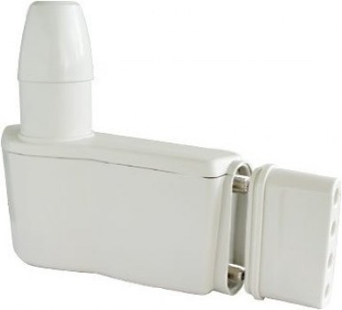 Alps Twin LNB 0.4dB Raketenfeed