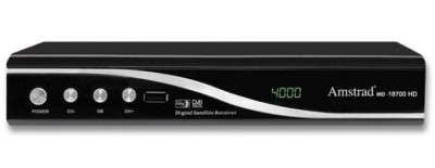Amstrad MD-18700 HD Plus FTA Sat Receiver