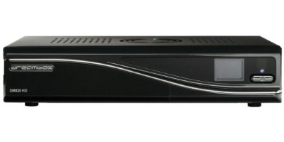 Dreambox DM820 HD PVR Twin Sat Receiver 1x Dual DVB-S2