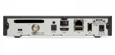 Preview: Dreambox DM525 HD CI-Slot Linux E2 Sat Receiver