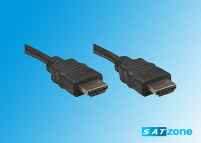 Smart HDMI Kabel High Speed mit Ethernet 2m