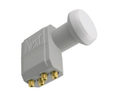 Next Gold Edition Quattro LNB 0.1dB