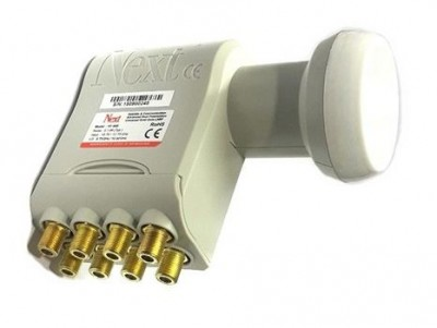 Next Gold Edition Octo LNB 0.1dB