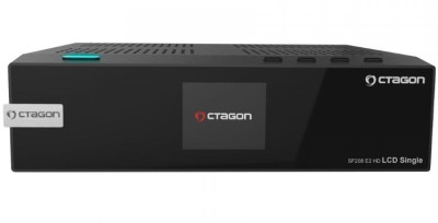 Octagon SF208 E2 HD LCD Single Linux Sat Receiver