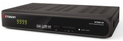 Octagon SF928 GX CA CI+ HD Sat Receiver