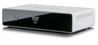 Opticum HD AX Odin Plus Linux E2 Sat Receiver weiß