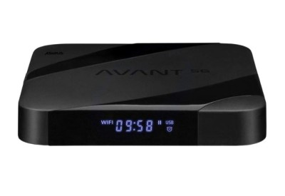 Xsarius Avant 5G 4K UHD OTT IPTV Android Media Player