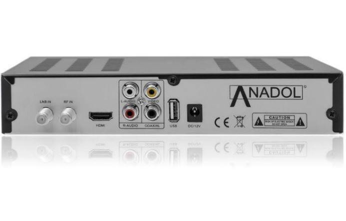 anadol adx 222 plus hd fta sat receiver. Black Bedroom Furniture Sets. Home Design Ideas