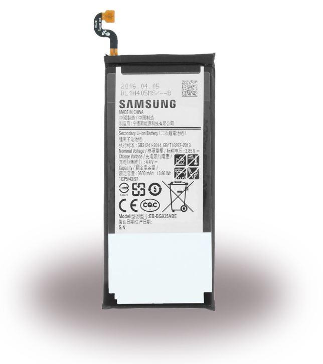 samsung eb bg935abe lithium ionen akku galaxy s7 edge. Black Bedroom Furniture Sets. Home Design Ideas