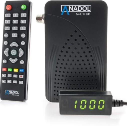 Anadol ADX HD 333 Mini MultiStream Sat Receiver im Preisvergleich