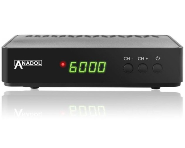 Anadol HD 200 Plus FTA Sat Receiver