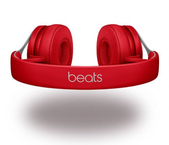 Beats by Dr. Dre EP On-Ear Kopfhörer (rot)