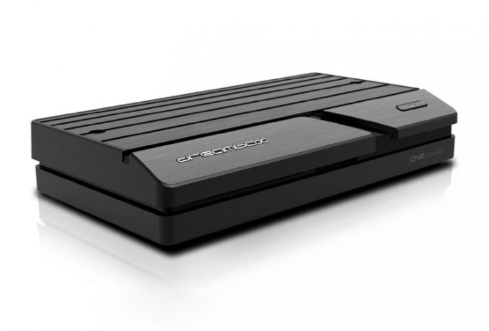 Dreambox One Combo ultraHD 1x DVB-S2X MIS 1x DVB-C/T2 4K Receiver