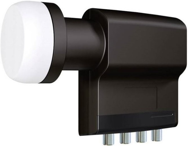Inverto Black Premium Quad LNB 0.2dB