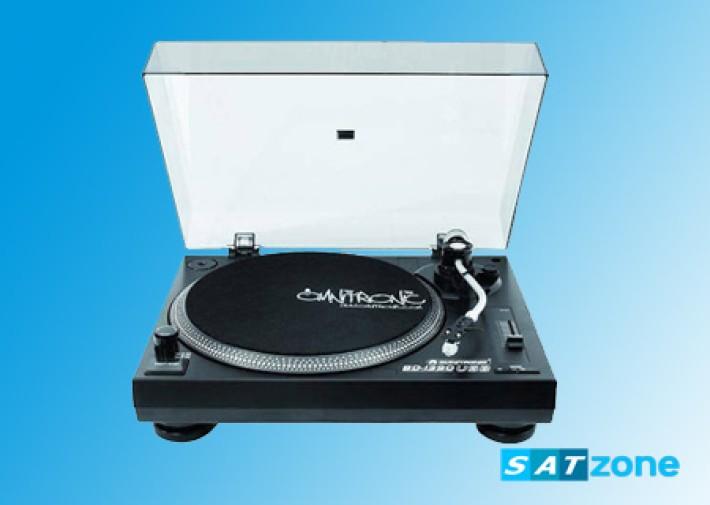 Omnitronic BD-1390 USB-Plattenspieler schwarz Preisvergleich