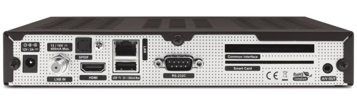Octagon SF108 E2 HD Linux Sat Receiver