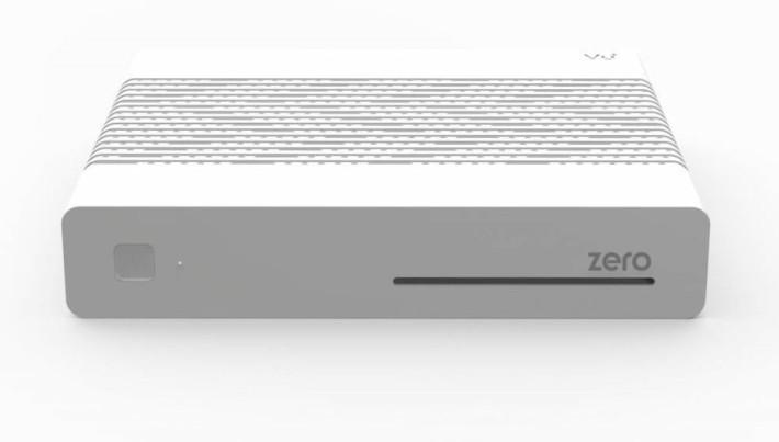 VU+ Zero Linux E2 HD Sat Receiver weiß Preisvergleich