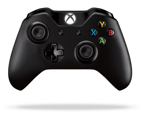 Microsoft Xbox One Wireless Controller schwarz