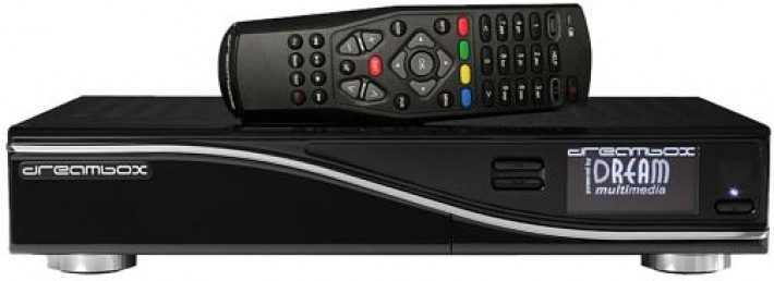 Dreambox DM7080 HD PVR Combo Receiver 2x DVB-S2 1x DVB-C/T2