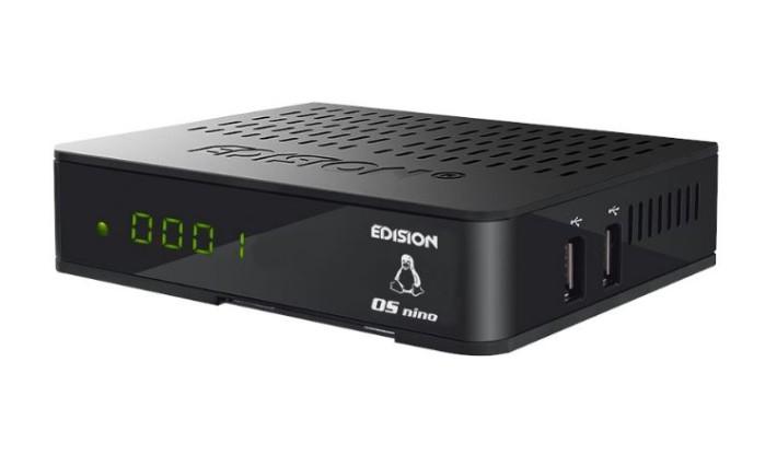 Edision OS Nino Linux E2 HD Combo Receiver 1x DVB-S2 1x DVB-C/T2 Preisvergleich