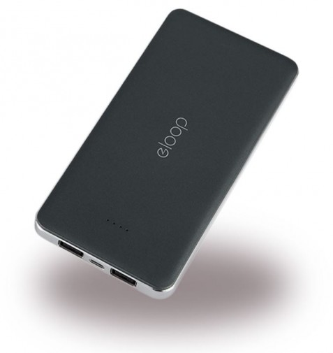 eloop Powerbank/Externer Akku - Micro USB - 13000mAh (schwarz) Preisvergleich