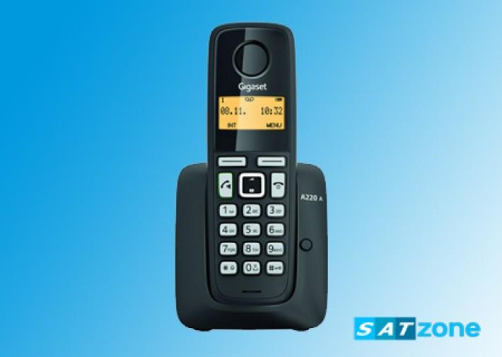 Gigaset A220 A DECT-Telefon mit Anrufbeantworter im Preisvergleich