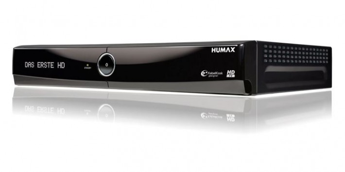 Humax HD Fox C Kabel Receiver