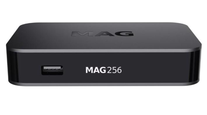 MAG 256 IPTV Multimedia Player Set Top Box Preisvergleich