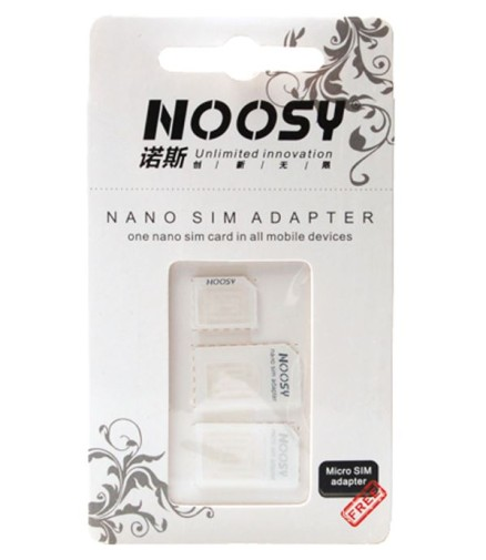 Noosy - SIM Karten Adapter-Set