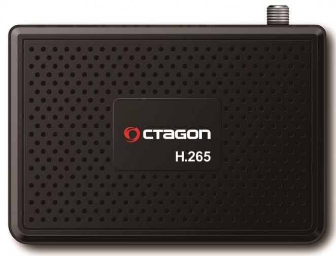 Octagon SX88+ H.265 HEVC MultiStream HD Sat Receiver