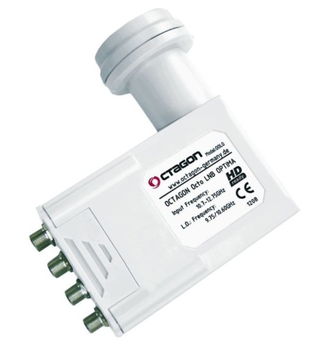 Octagon Octo LNB Optima 0.1dB