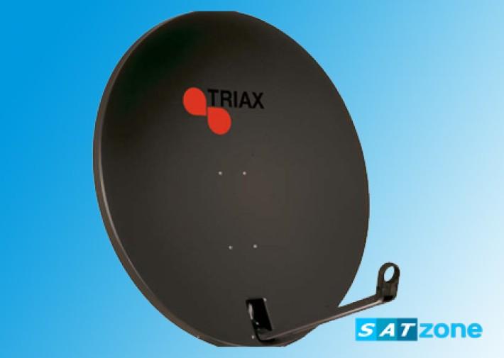Triax TDS 78 Sat-Antenne Stahl 78cm Anthrazit Preisvergleich