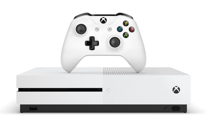 Microsoft Xbox One S 500GB Konsole - Minecraft Favorites Bundle